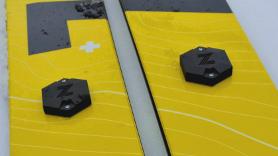 En collaboration avec l'équipement de ski extrême ZAG, EverBlix a développé ZeTracker