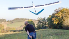 Sunbirds, le drone solaire léger prend son envol