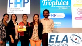Le système K-LS de ELA innovation & Kheops Technologies à la Clinique Lille Sud