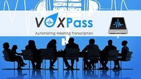 VOXPASS - Lauréat du concours Crisalide Numérique!