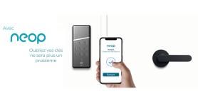 Neop - Gestion & contrôle d'accès connecté